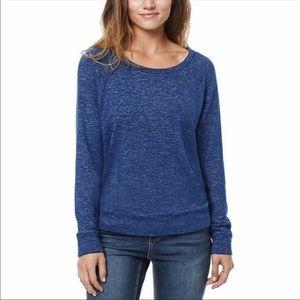 Buffalo David Blue Bitton Pullover Sweater Size S